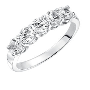 1.0 ctw Lady's Diamond Band