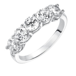 2.0 ctw Lady's Diamond Band