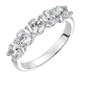 0.50 ctw Lady's Diamond Anniversary Band
