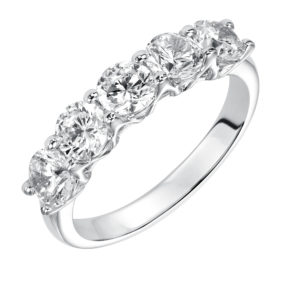 2.0 ctw Lady's Diamond Anniversary Band