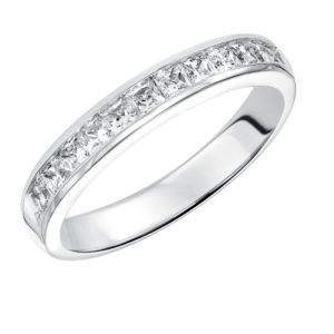 0.72 ctw Lady's Channel Set Diamond Band