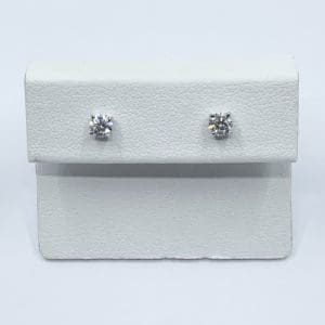 0.51 ctw Diamond Stud Earrings