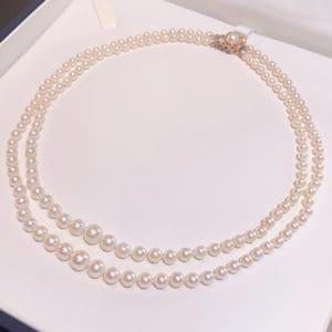 Antique Estate Pearls