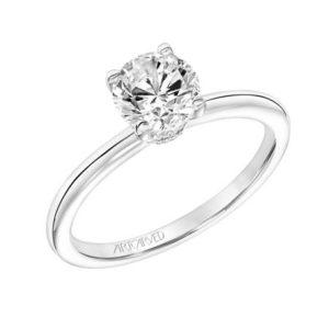 """""""Kit"""" Diamond Engagement Ring"""